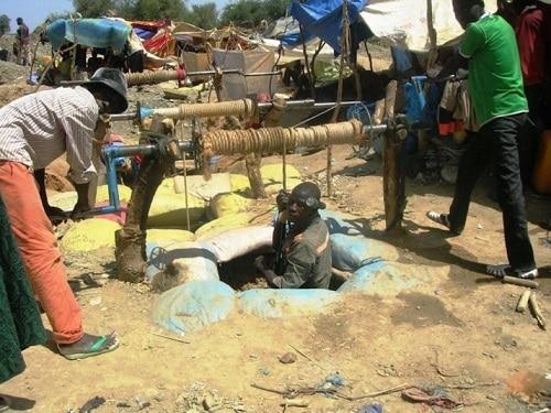 Axe- Solhan-Mansila- des- mines –d-or- artisanales –en- terrain -miné