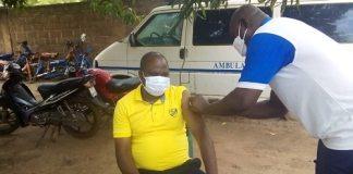 Sud- Ouest-le- district –sanitaire- de –Diébougou- a -lancé -officiellement -sa –campagne- de- vaccination- contre- la- covid-19