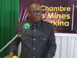 Chambre –des- mines- du- Burkina- ADAMA -SORO -installé -dans -ses -nouvelles -fonctions –de- président