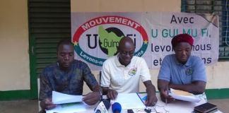 Fada -n'gourma-le- mouvement- u- gulmu- fi- annonce- une -marche -le -31 –juillet- prochain