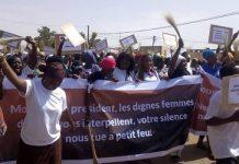 Lutte -contre -l'insécurité- les- femmes- de- Dori -disent -le –non- de- trop