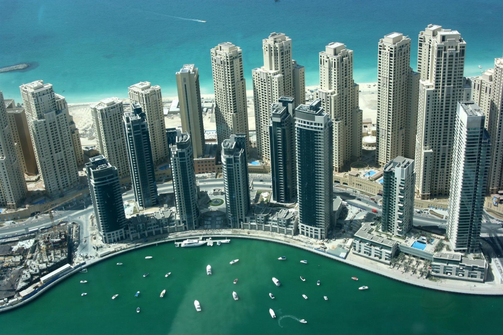 Dubai Marina appartamento appartamenti vendita