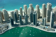 Dubai Marina Real Estate Apartment Apartments