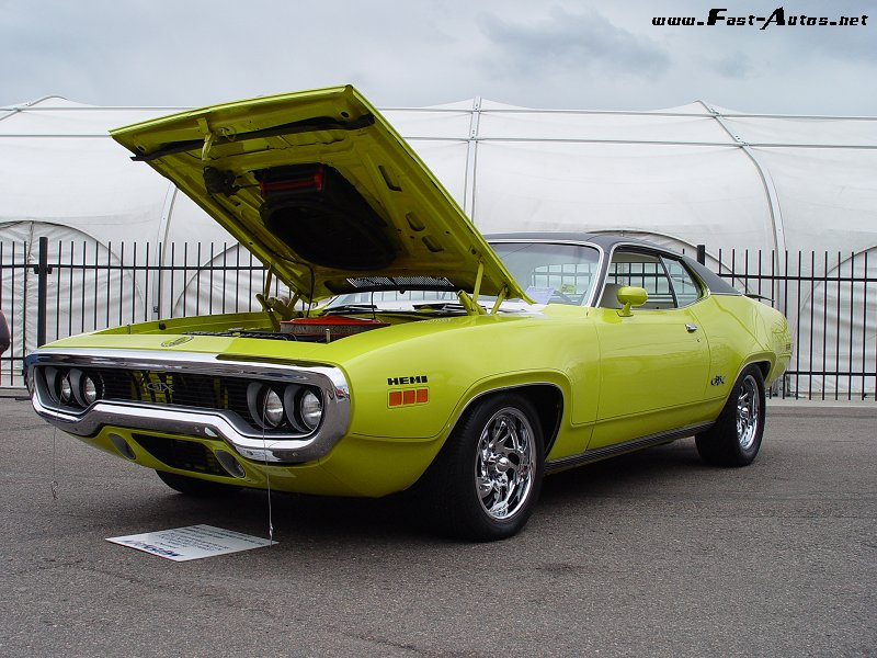 1971 Plymouth Hemi Gtx Pictures Specifications And