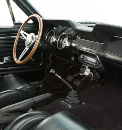 ford mustang fastback for sale interior 2  [ 1500 x 904 Pixel ]