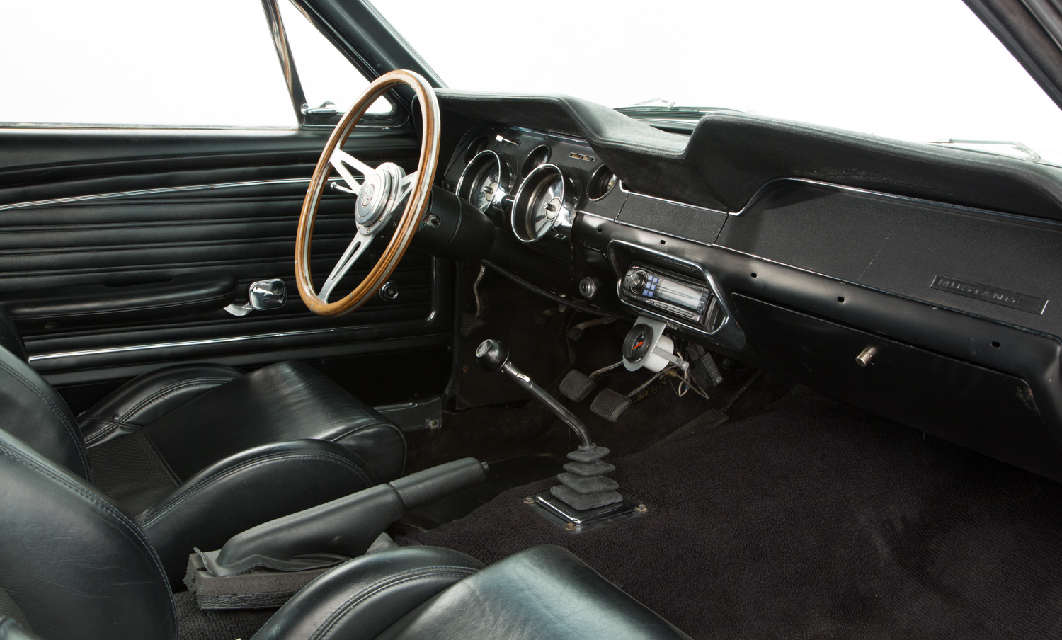 hight resolution of  ford mustang fastback for sale interior 2