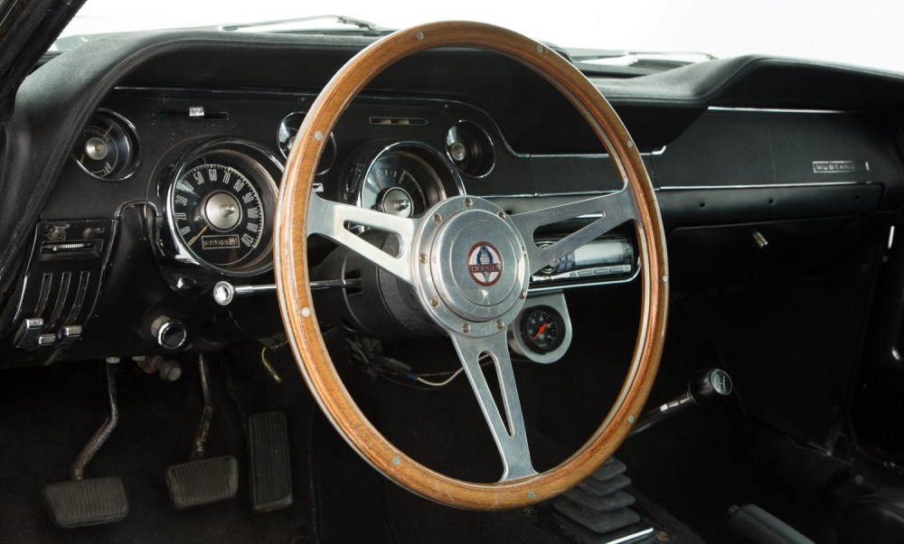 medium resolution of  ford mustang fastback for sale interior 3