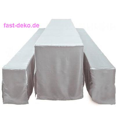 Verleih  Hochzeitsdekoration in NRW  Stuhlhussen Verleih