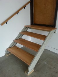 Indoor Stairs  Stair Kits for Basement, Attic, Deck, Loft ...