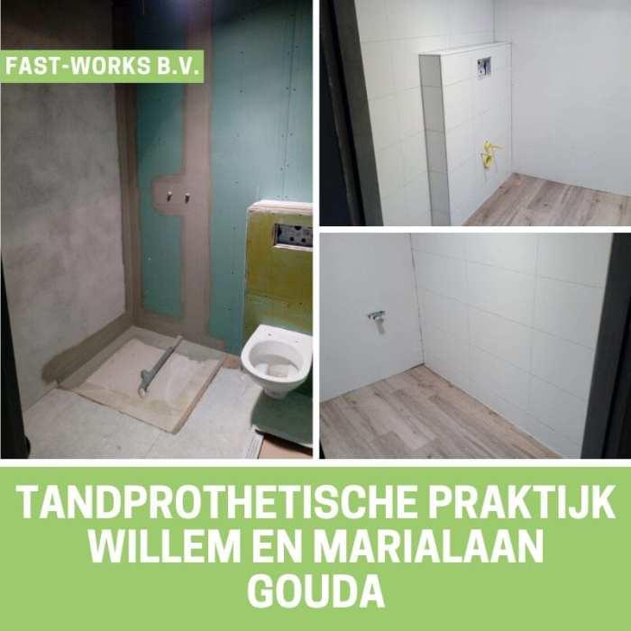 Tandprothetische praktijk Willem en Marialaan