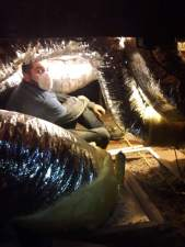 Inspecting Ductwork