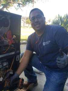 Furnace Installation With Aaron