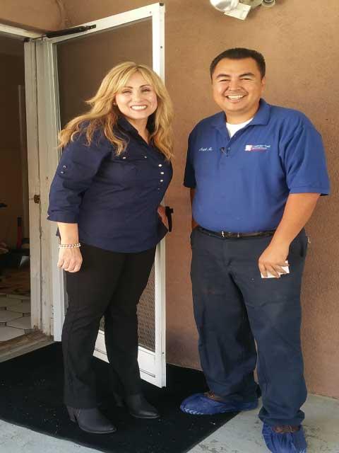 Air Conditioning Repair Customer