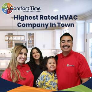 highest rated air conditioning and heating company around