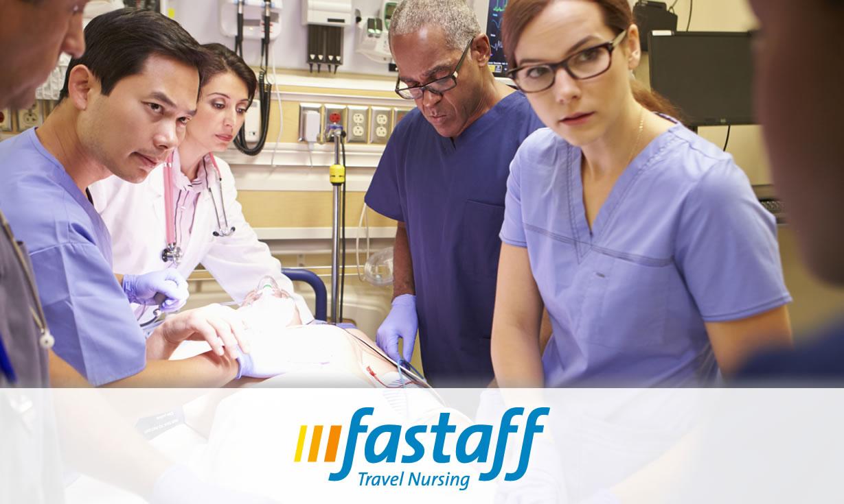 How to Become an Emergency Room Nurse  Fastaff Travel Nursing
