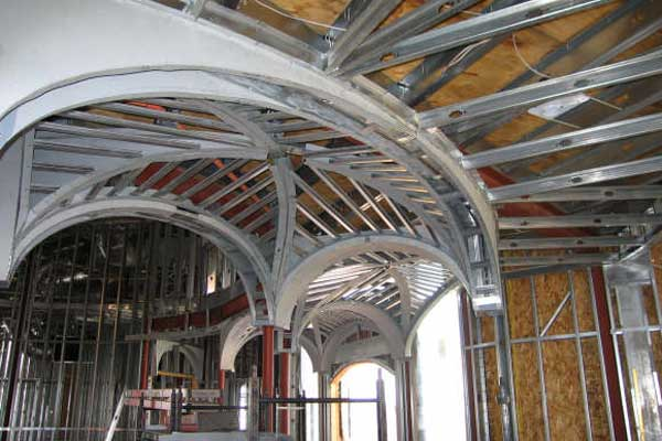 A Gallery of Cathedral  Specialty Ceilings  How To Ceiling