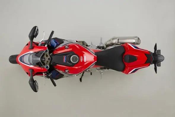 2017 Honda Fireblade SP1