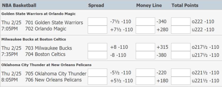 Betting odds definition metodo progressione dalembert betting