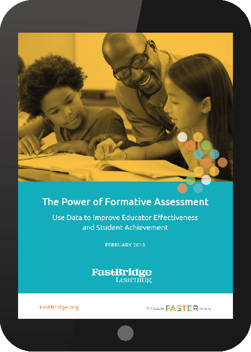 the power of formative assessment