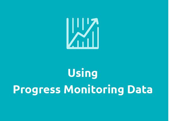 Progress Monitoring Data