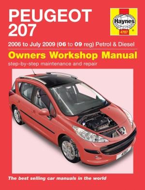 Peugeot 207 14 16 Petrol Diesel 200609 (2006  2009 Reg
