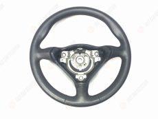 Steering wheel Sport 3 spoke Black