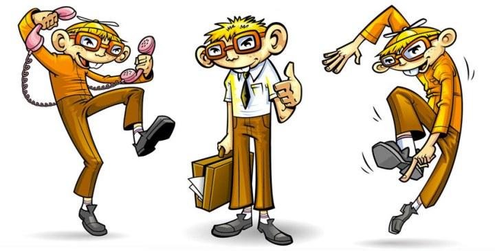 Cartoon Character Design For Tarpaulin : Custom cartoon characters ankaperla