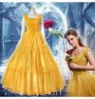 Emma Watson Beauty and the Beast Belle Dress