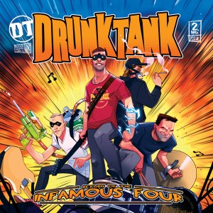 Drunktank - Return of the Infamous Four