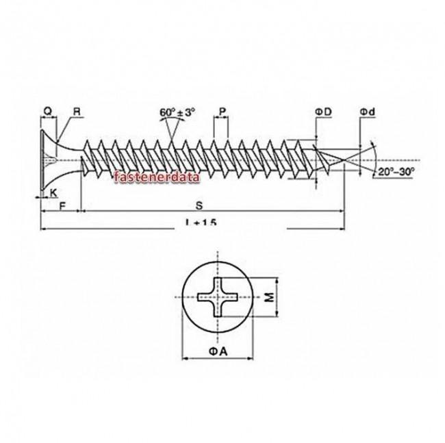deck mater screws phillips fastener products
