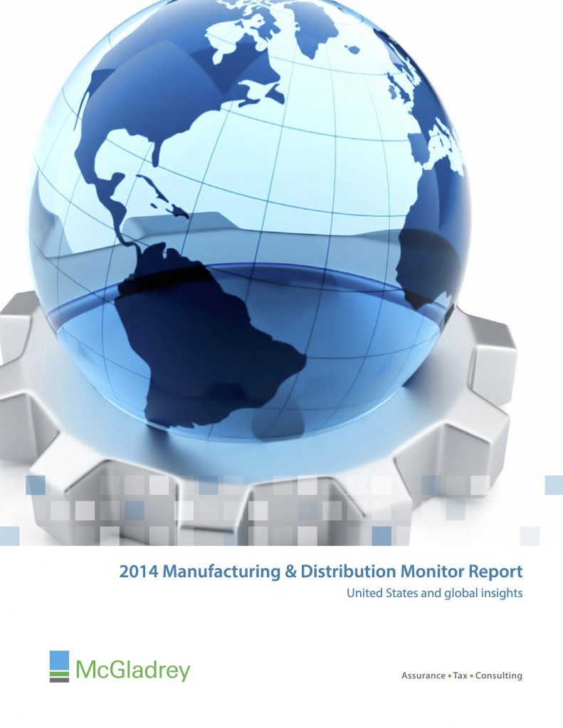 2014 Manufacturing & Distribution Monitor Report