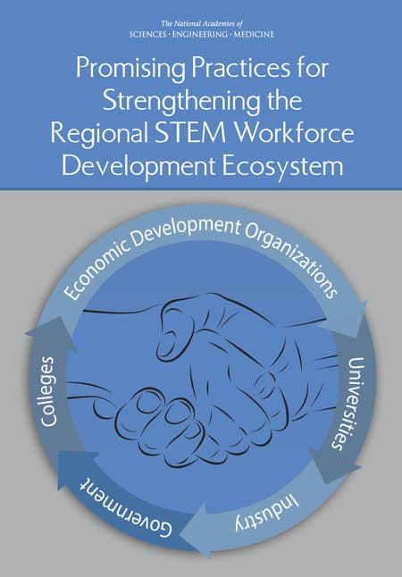 Promising Practices for Strengthening the Regional STEM Workforce Development Ecosystem