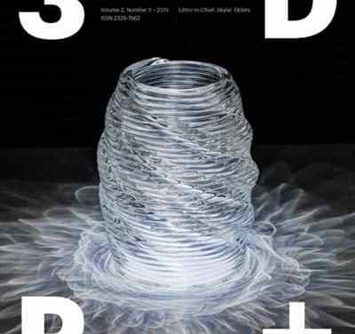 3D Printing and Additive Manufacturing September 2015, Vol. 2, No. 3