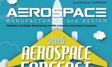Aerospace Manufacturing and Design, January/February 2016