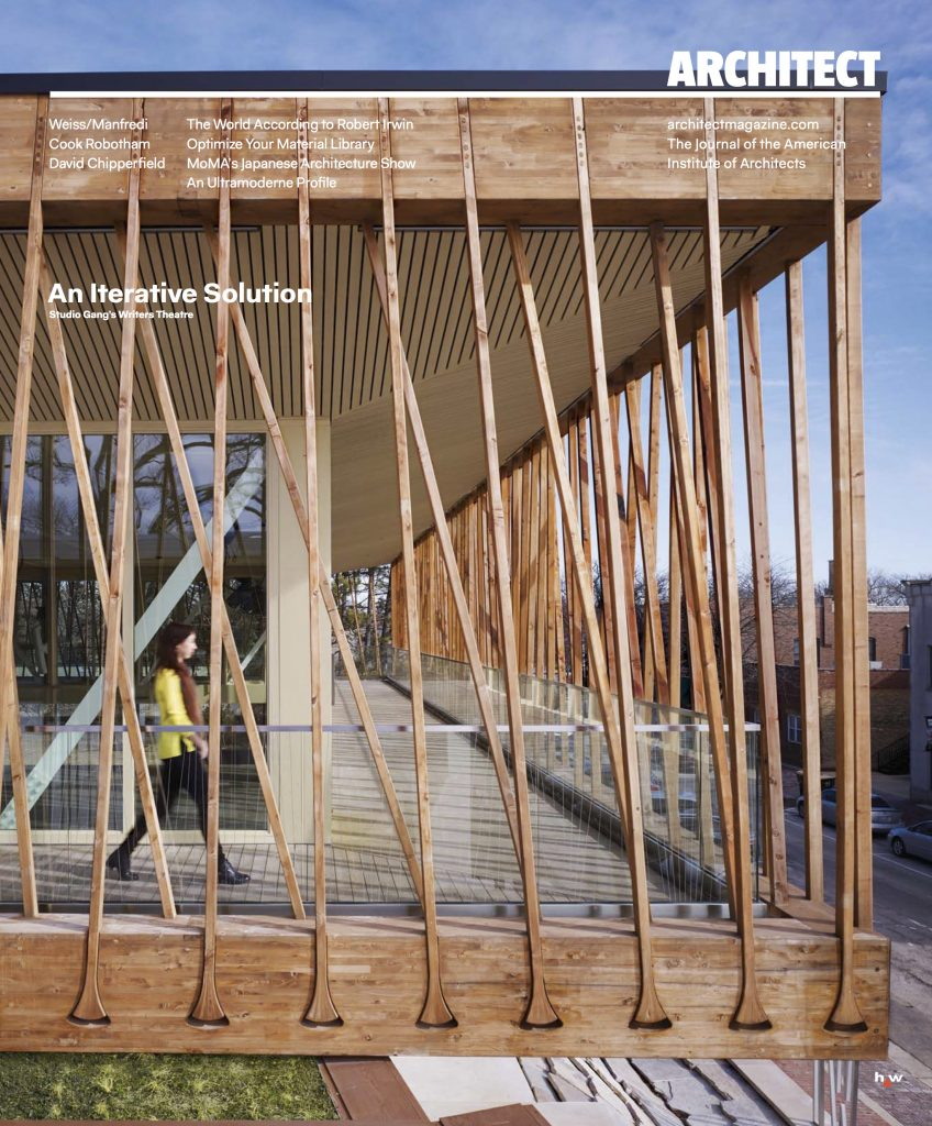 architect magazine april 2016
