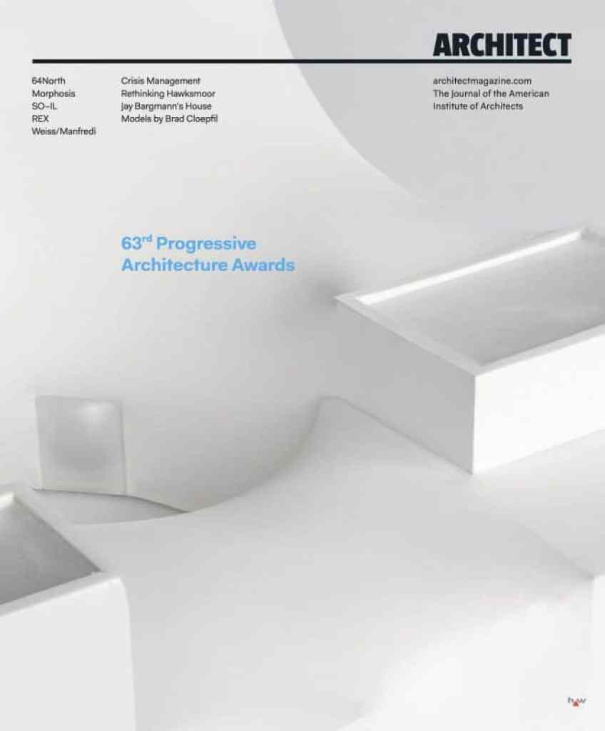Architect cover february 2016