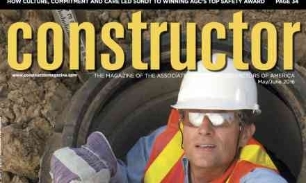 Constructor, May/June 2016