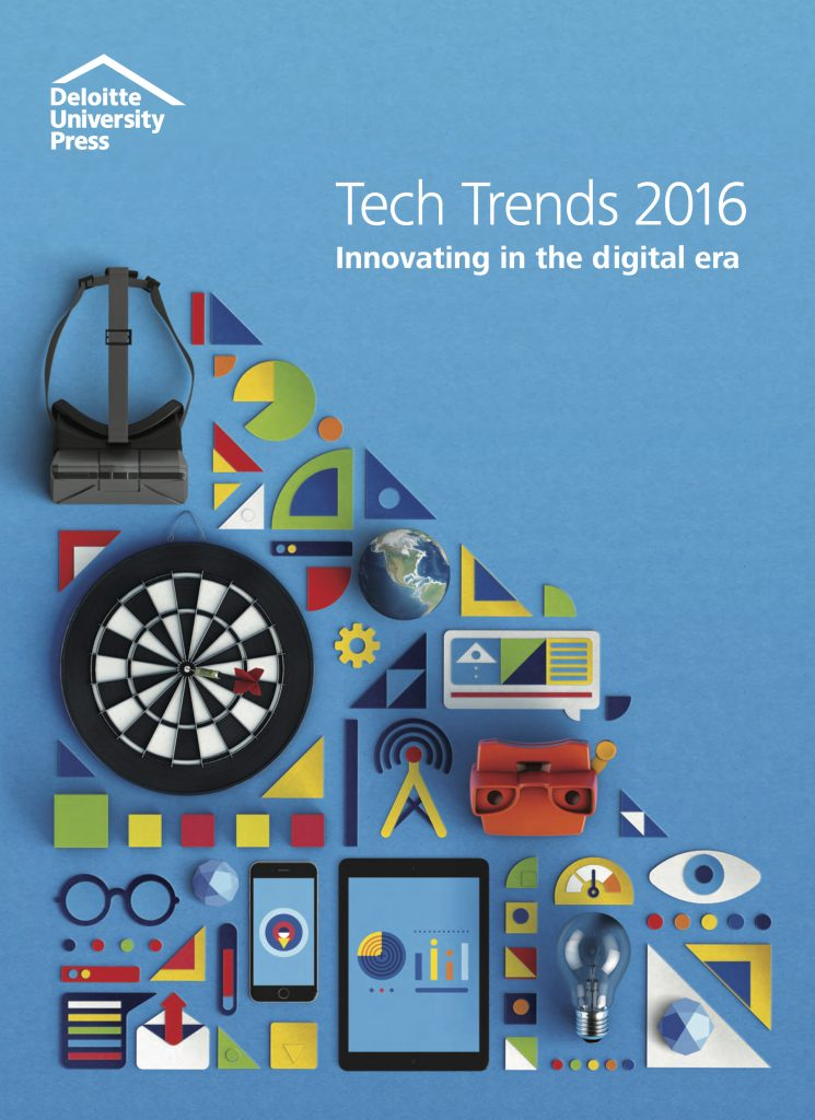 Tech Trends 2016: Innovating in the Digital Era