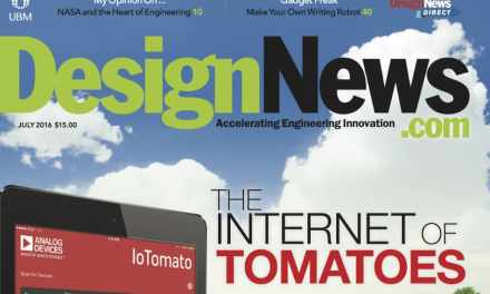 Design News, July 2016