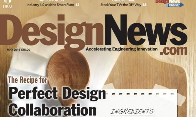 Design News, May 2016