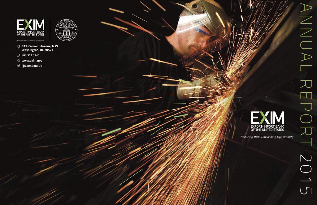 EXIM Annual Report 2015