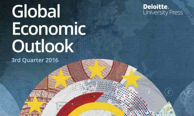 Global Economic Outlook, Q3 2016