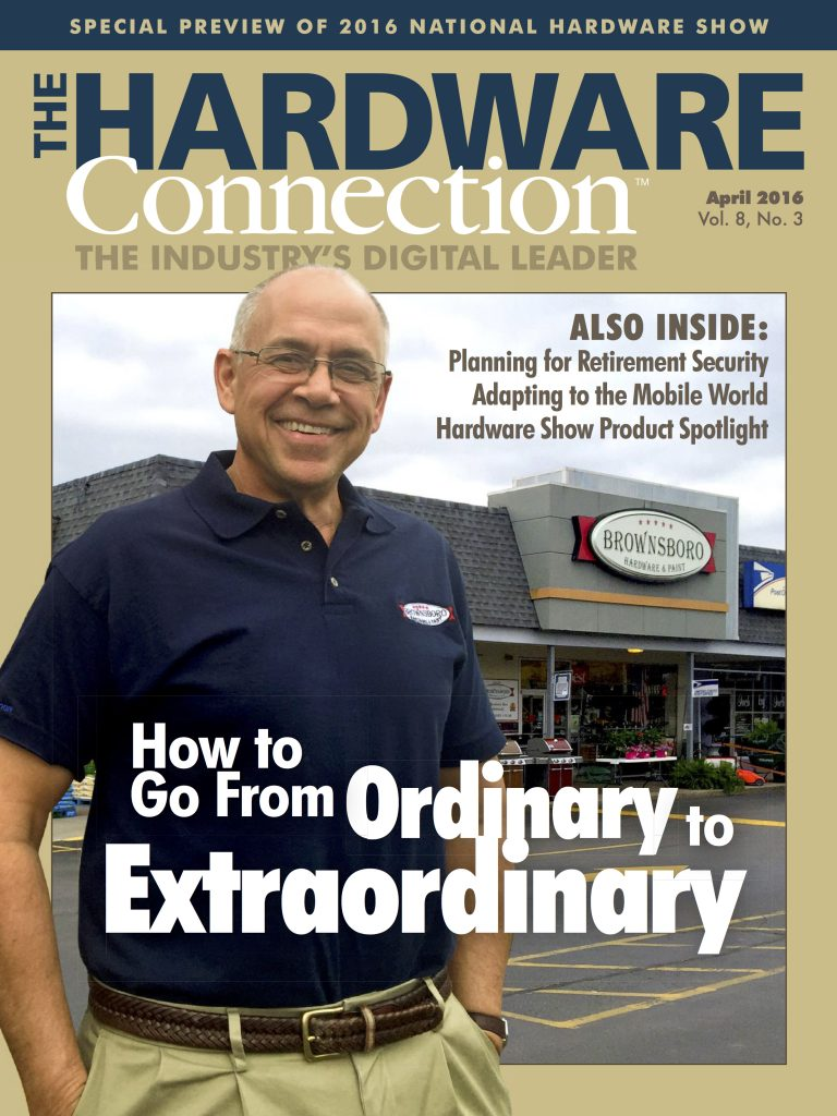 Hardware Connection April 2016