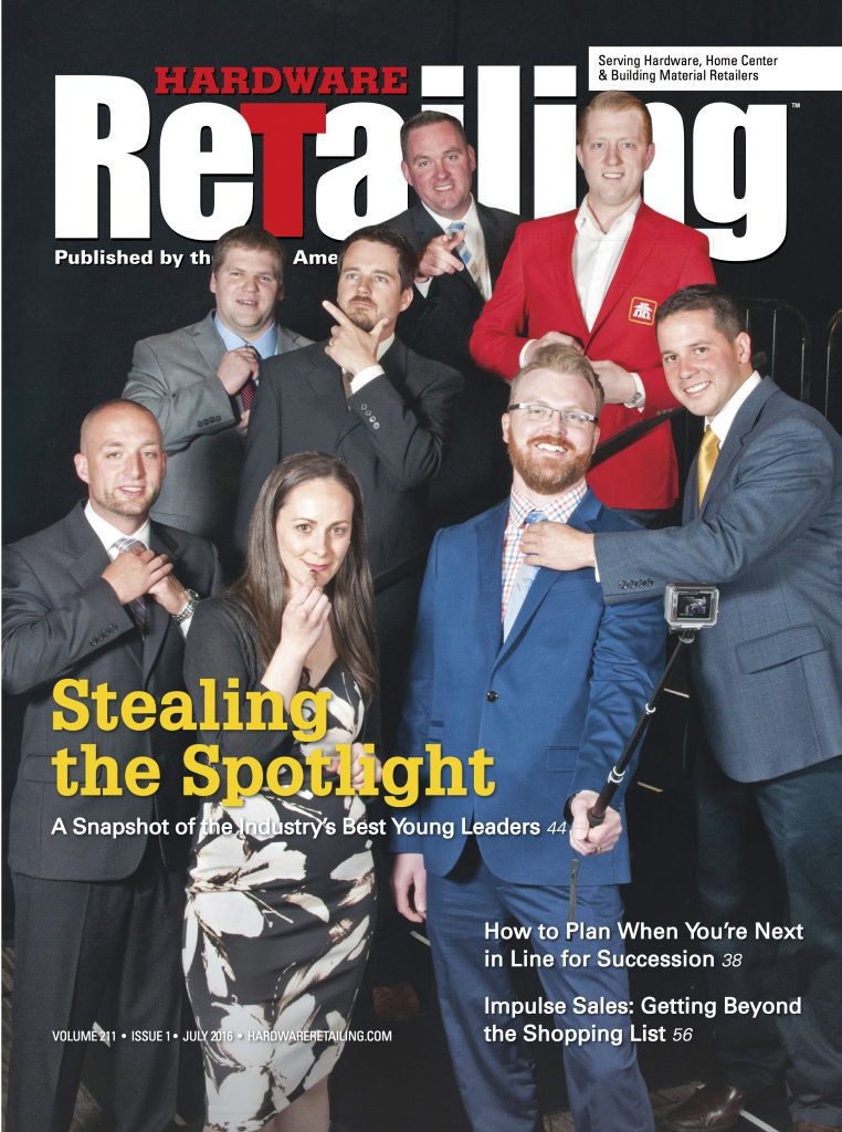Hardware Retailing July 2016 COVER