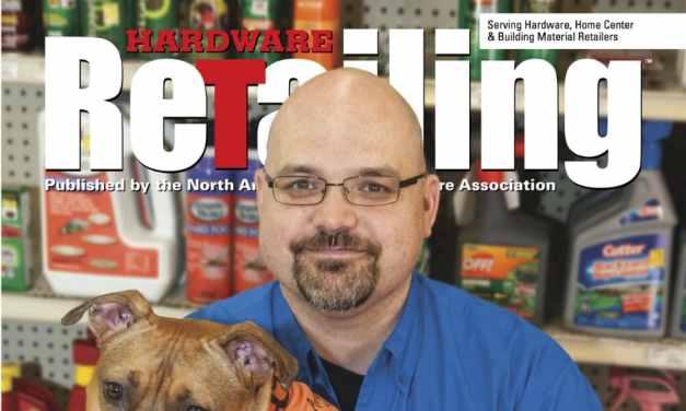 Hardware Retailing, June 2016