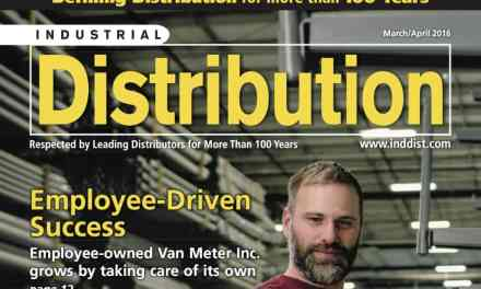 Industrial Distribution,March/April2016