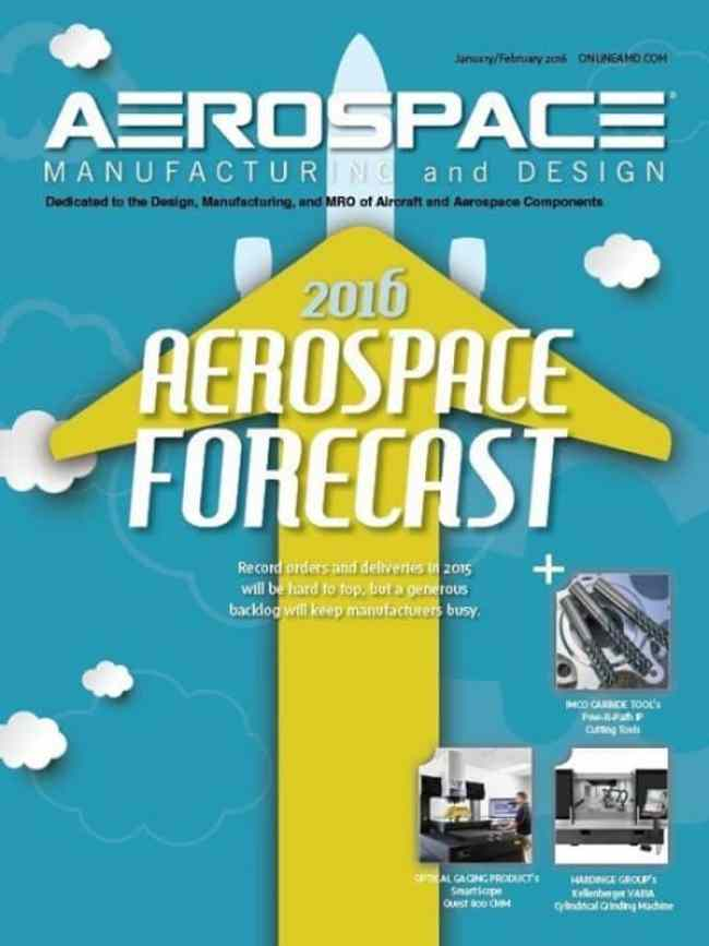 Aerospace Manufacturing and Design Jan Feb 2016
