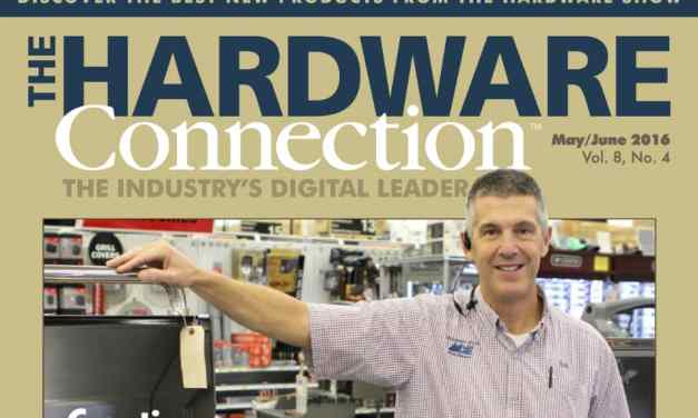 The Hardware Connection, May/June 2016