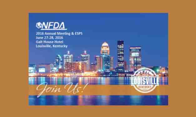 Thrive in The Global Marketplace: 2016  NFDA Annual Meeting and ESPS