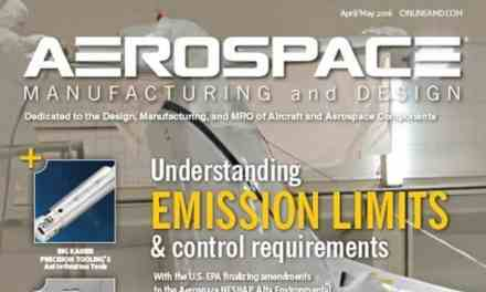 Aerospace Manufacturing and Design, April/May 2016